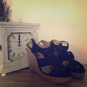 Brand New Lucky Brand Wedges